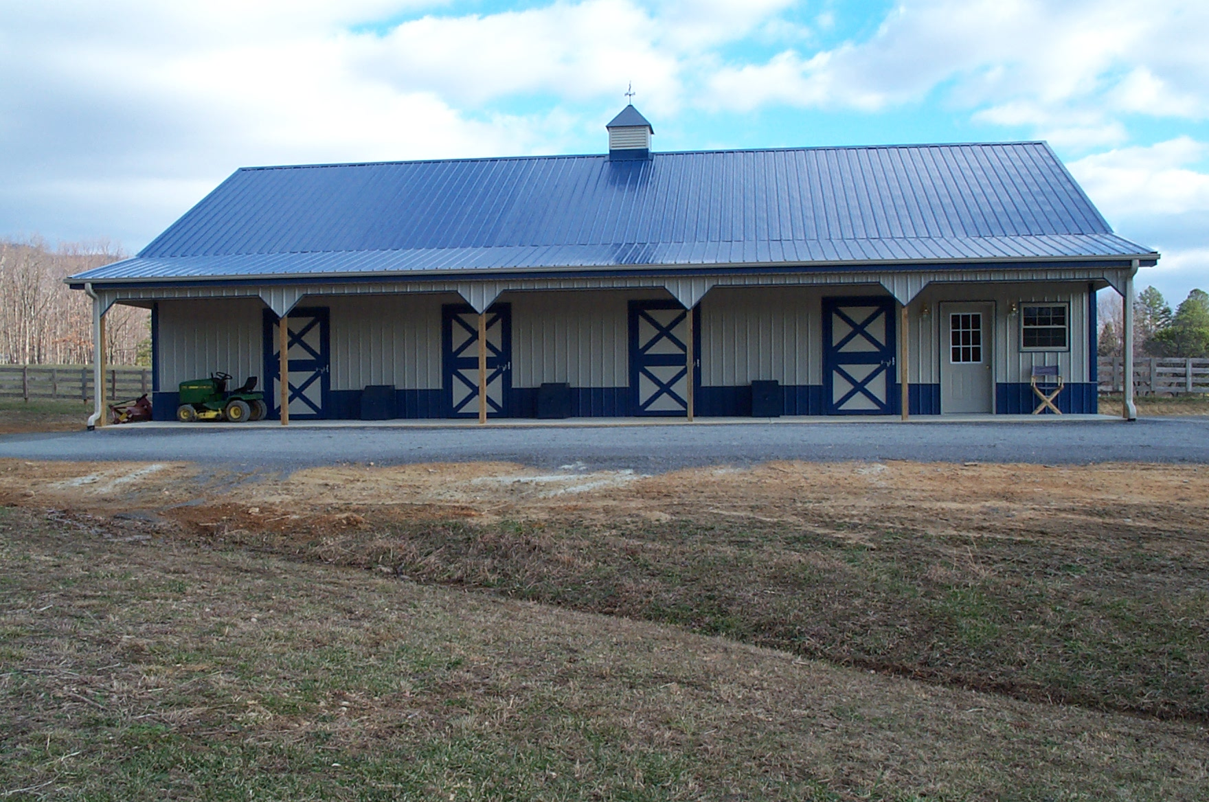 Horse barns joy studio design gallery best design for Horse barn building